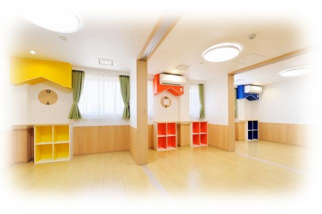 病児・病後児保育施設 とけい ホール