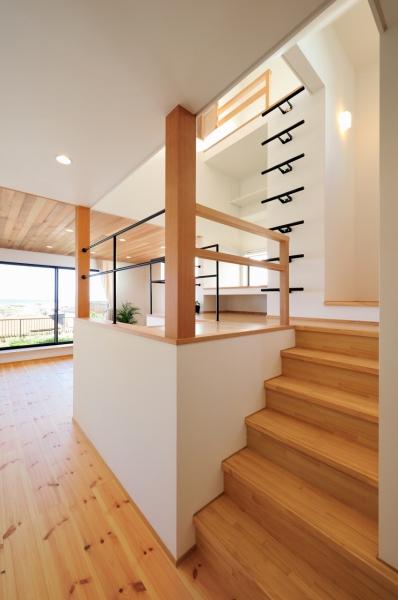 階段・書斎