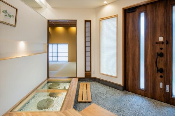 玄関・和室