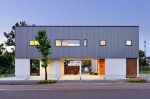 高田建築事務所結界のある家