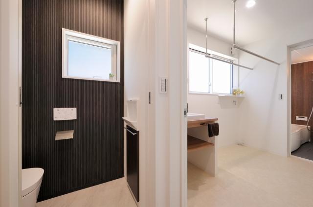 洗面脱衣室・サンルーム・WC