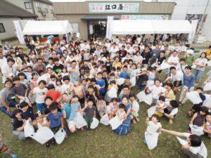 高田建築事務所の築縁会IN藤塚浜