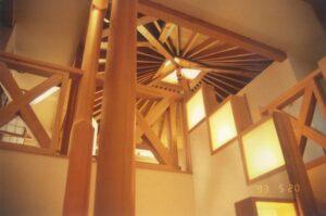 1993年高田建築事務所設計施工