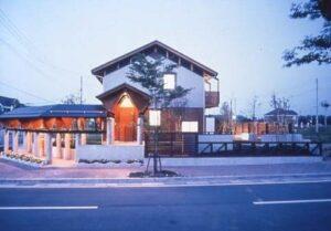 1996年高田建築事務所設計施工