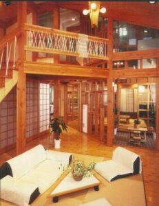 1986年高田建築事務所設計施工