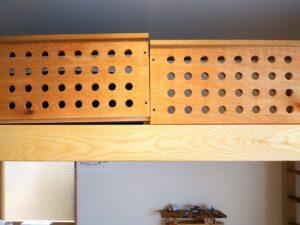 DIYで作ったロフトベッド