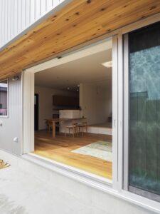オープンウィンの家