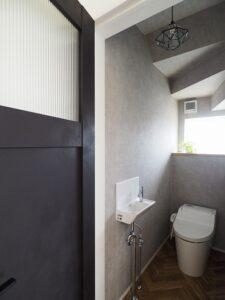 オープンウィンの家WC