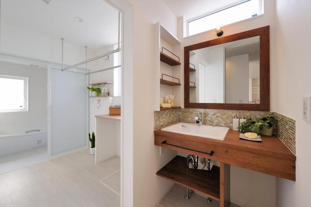 洗面室・脱衣室・サンルーム・浴室
