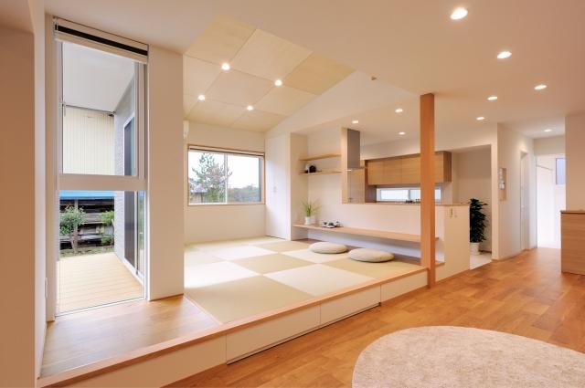LDK・和室(6畳)