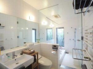 タイル風呂の浴室リフォーム
