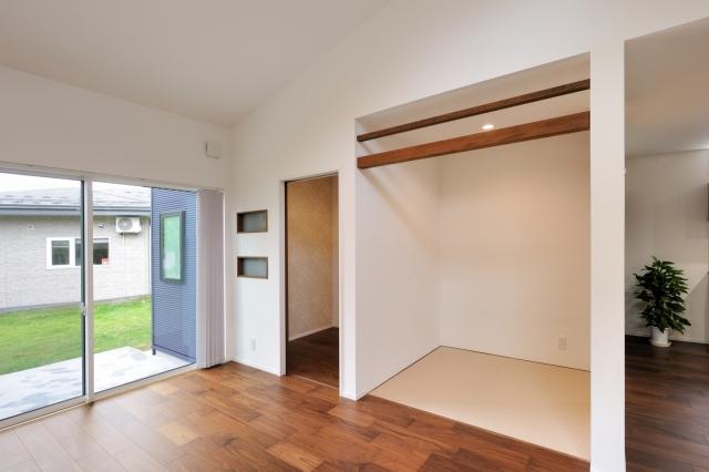 タタミスペース・ピアノ室