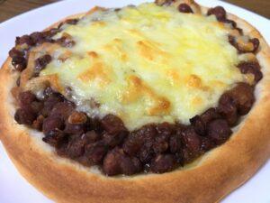 小倉チーズピザ