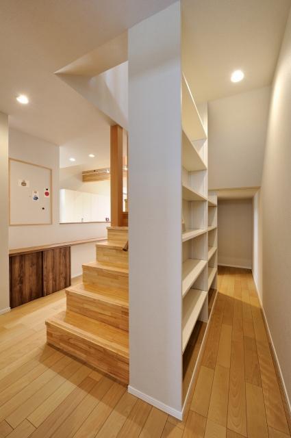 階段・収納