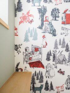 赤ずきんちゃんの壁紙