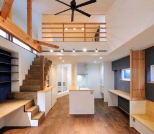 Furniture house 6層の家