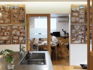 高田建築事務所打合せ風景のYouTube