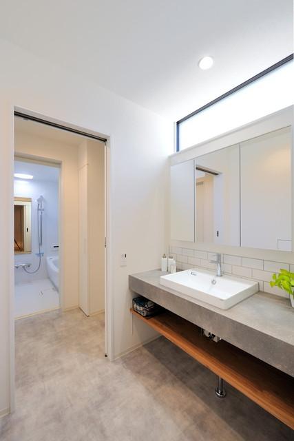 洗面室・脱衣室・浴室