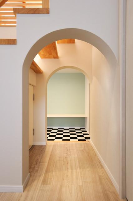 階段下スペース・隠れ家