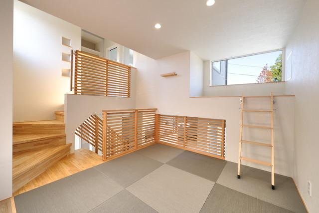 階段・タタミスキップ