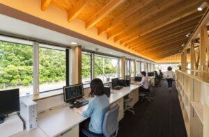 高田建築事務所の設計室公開