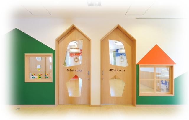 病児・病後児保育施設 保育室